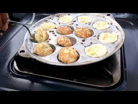 Street Food - Mie Telor GOR Untung Suropati Pasuruan Kota