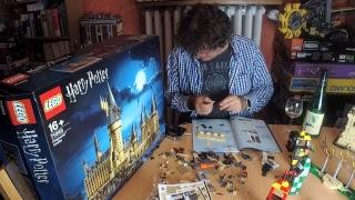 Livebuild Hogwarts Schloss 71043 Tüte 1 und 2 (LEGO News und Bauen)