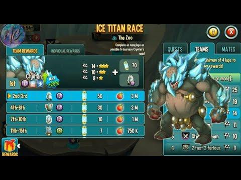 THE NEW TEAM RACE!!! - Monster Legend