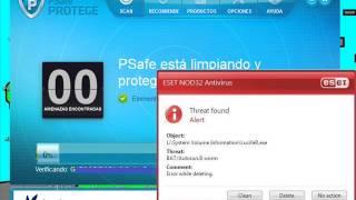 Como eliminar virus de tu PC o USB [ TROYANO y GUSANO]