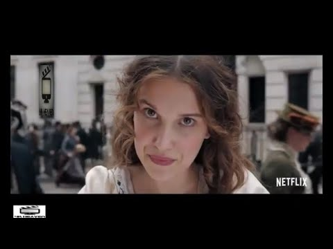ENOLA HOLMES Official 4K Trailer NEW 2020 Stars Henry Cavill,Millie Bobby Brown,Helena Bonham Carter