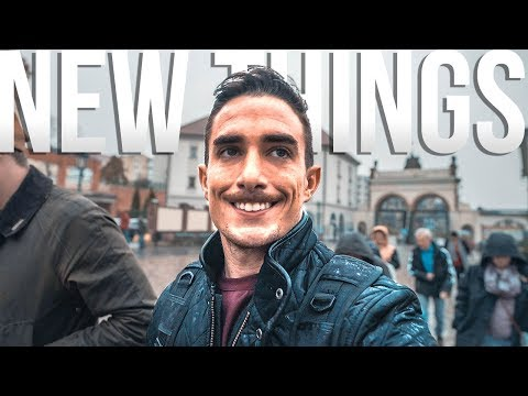 TRYING NEW THINGS - More Life Ep. 2 (Prague, Czech Republic)