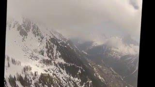 Voo em Chamonix - Alpes Franceses