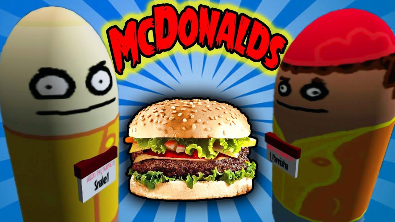 Видео где скачать симулятор макдональдса