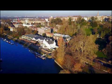 Richmond upon Thames, London  -  Dji Mavic Pro  -  Skydronauts.uk