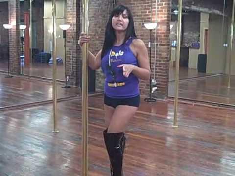 Pole Dancing Pole By Patricia Superman.wmv