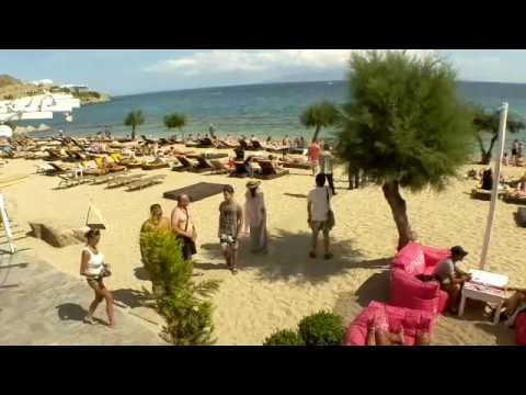Mykonos Paradise Beach - Greece