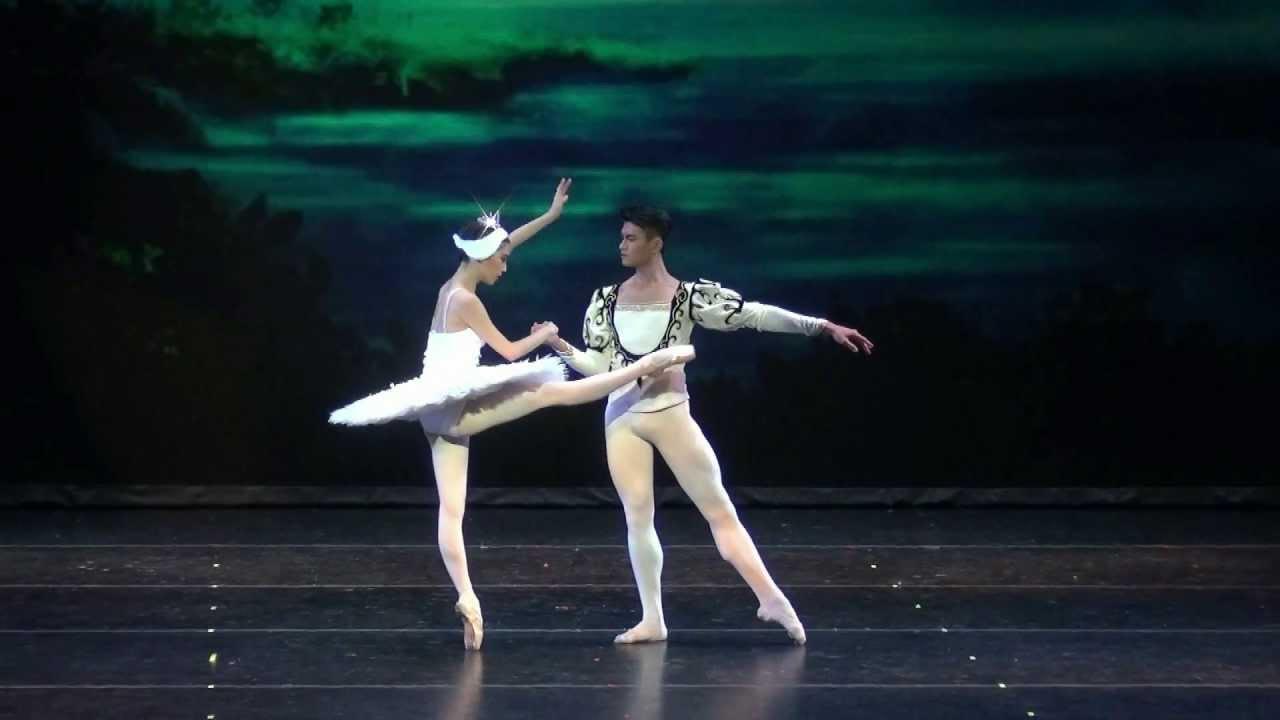 Download Morning Stars 2014: Swan Lake Act 2 - Pas de Deux