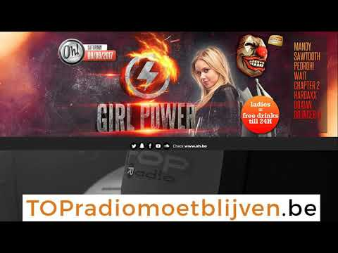 Chapter 2 - Live At The Oh! Oostende 09-09-2017 'GIRL POWER'