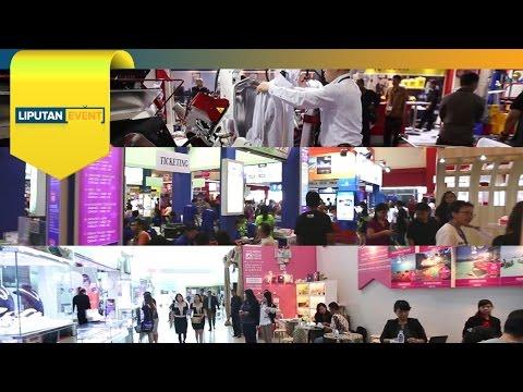 LIPUTAN EVENT - Expo Clean & Expo Laundry, Astindo Fair, Jakarta Mega Wedding Festival 2015