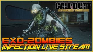 Call Of Duty - Exo Zombies INFECTION WONDER WEAPONS AND MADNESS - LIVE STREAM