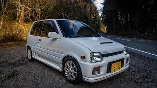 "1994 Daihatsu Mira TR-XX (FWD) - The ""Nugget"" - Walk-Around and Test Drive"