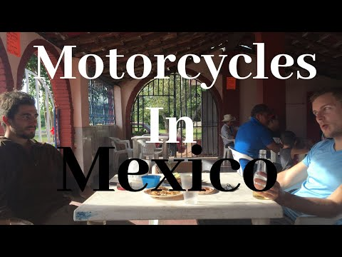 Adventure Riding | Mexico City to Tulum | Road to Patagonia