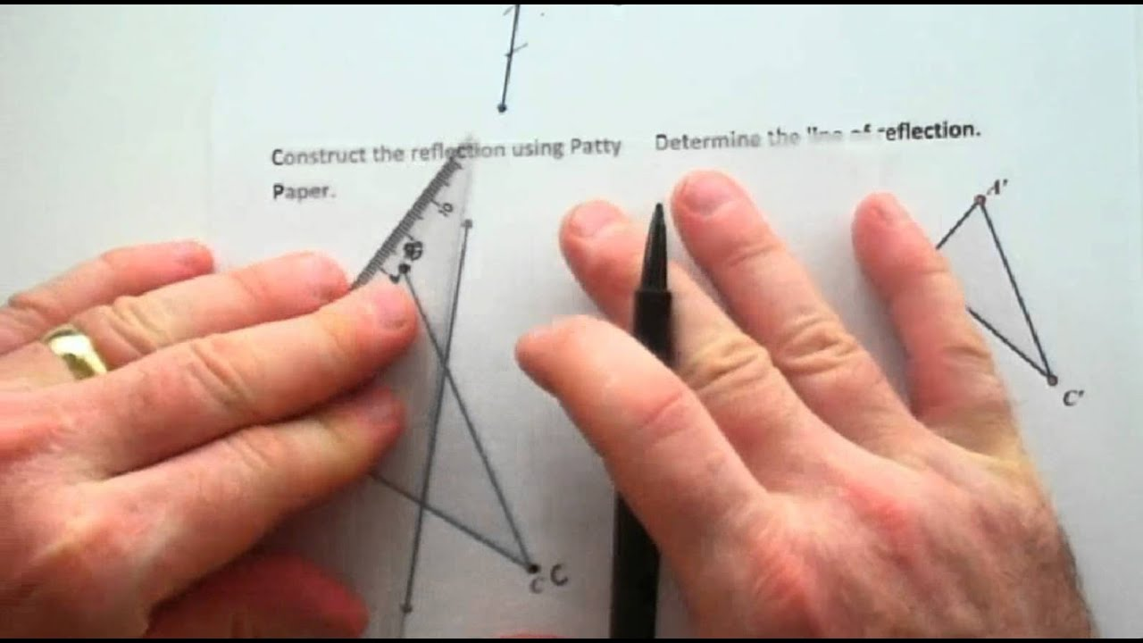Reflections Worksheet 1 Geometry G Answers Livinghealthybulletin