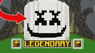 MARSHMELLO?! (Minecraft Build Battle)