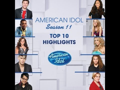Top 20 Worst American Idol Performances Season 11