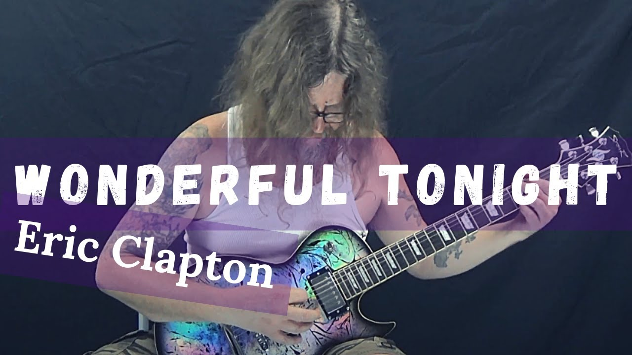 How To Play Wonderful Tonight By Eric Clapton (Easy Guitar Lesson w/ Darrin Goodman)