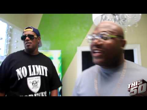 Master P Gives Tour of His No Limit Offices + Talks Playing Michael Jordan