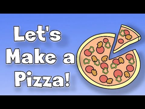 Let's Make A Pizza Song