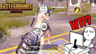 PUBG Mobile WTF and Funny Moments Episode 14