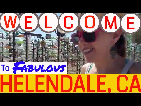 Welcome to Fabulous Helendale, CA