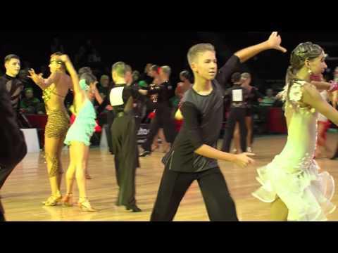 """Pasaulio reitingo sportinių šokių varžybos """"Lithuanian open 2015"""""""