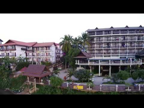 Drone Video of Laos