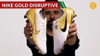 NIKE DOES NOT STOP - DISRUPTIVE EUPHORIA MODE CHAMPAGNE GOLD