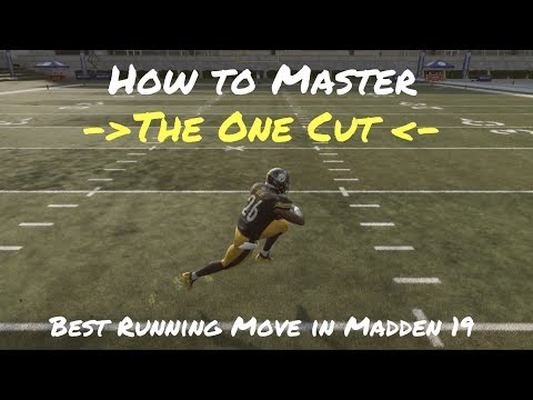 Madden 19 Tips - Master the Run with the Best Running Back