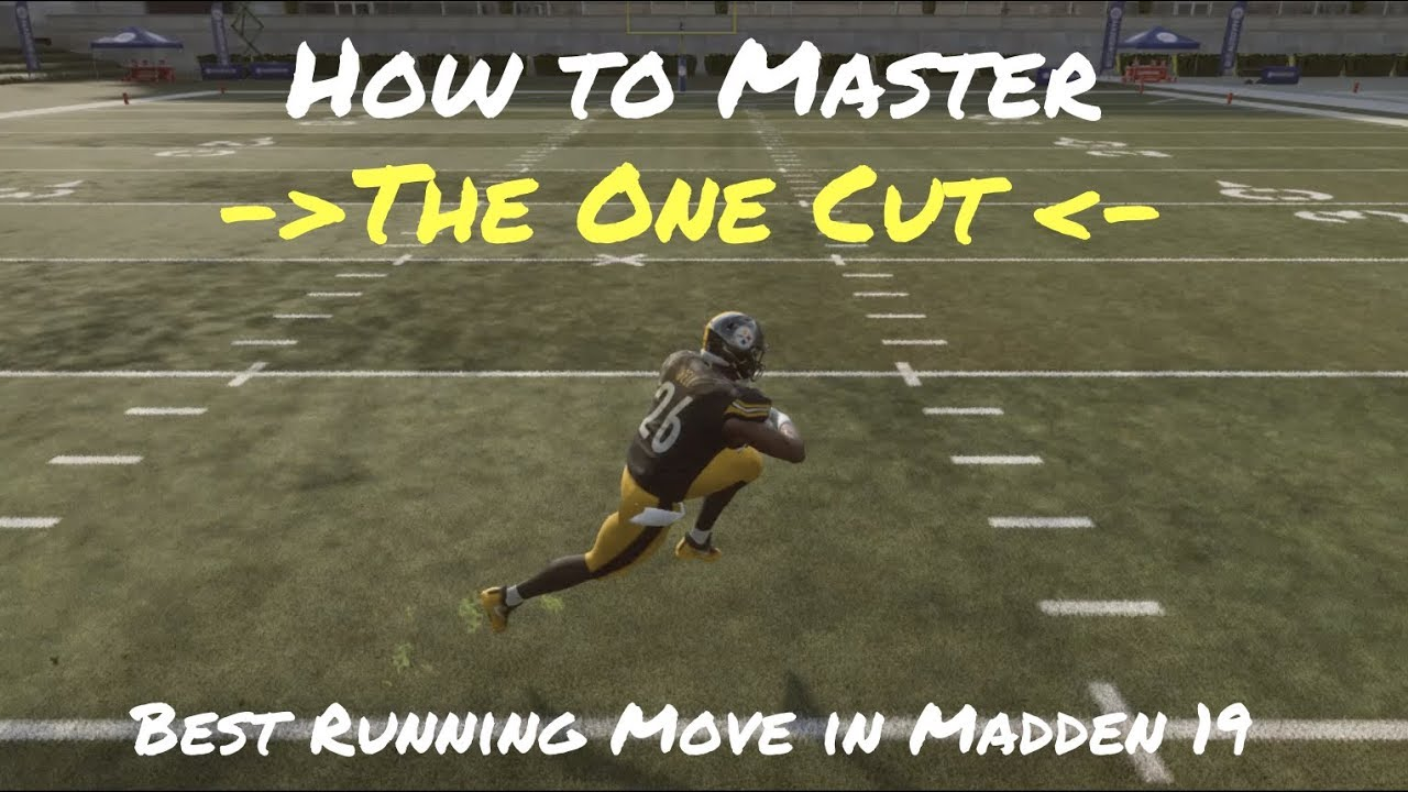 Madden 19 Tips Master The Run With The Best Running Back Move In Madden 19 How To One Cut