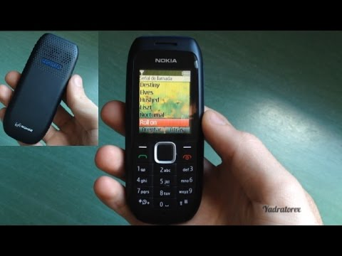 Nokia 1616 review (ringtones, themes others)