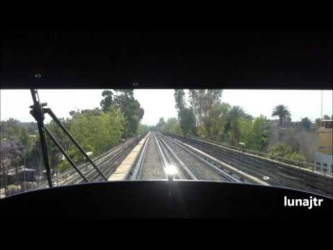 Metro línea 4 Jamaica Fray Servando