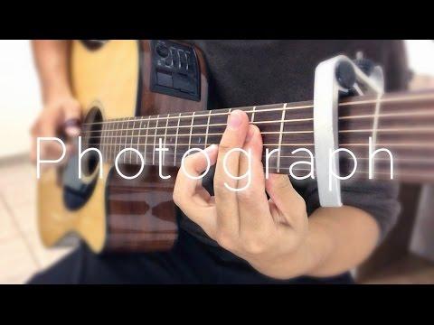 Ed Sheeran Photograph - Rodrigo Yukio Fingerstyle Guitar CoverFREE TABS