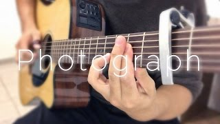 Baixar (Ed Sheeran) Photograph - Rodrigo Yukio (Fingerstyle Guitar Cover)(FREE TABS)