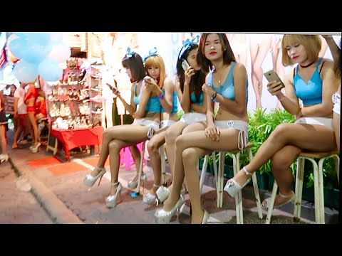 Pattaya Walking Street – 24 July 2016