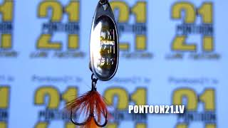 Pontoon21 Ball Concept Spinner
