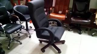 Кресло Роял Люкс(Кресло Роял Люкс - классическое кресло руководителя. Высокая спинка и удобная посадка понравится многим..., 2016-09-30T19:31:13.000Z)