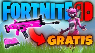 DO THIS! You'll get it FREE 😍 FORTNITE for Nintendo SWITCH LIVE