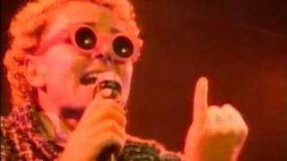 EAV - An der Copacabana - live - Pinguin Tour - 1988
