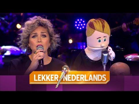 Do zingt prachtige versie van 'Hello' (Adele)   Lekker Nederlands 2016 Mp3
