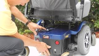 Jazzy 614 Power Chair by Marc's Mobility
