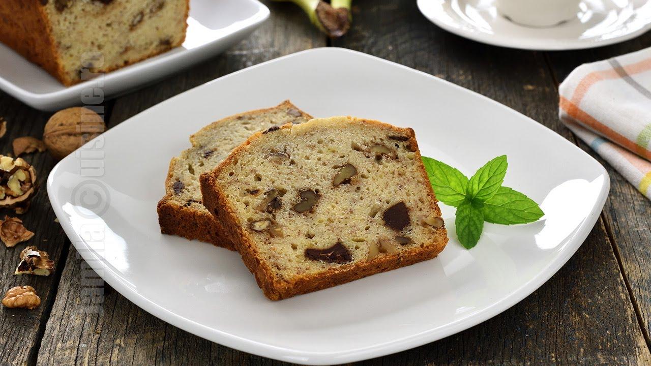 Banana bread reteta dietetica