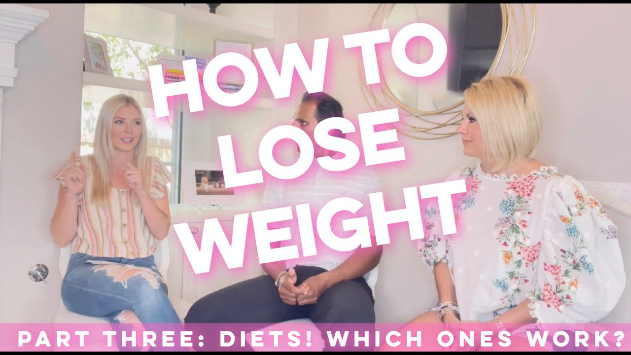 How To Lose Weight | Part Three: Diets! Which Ones Work?