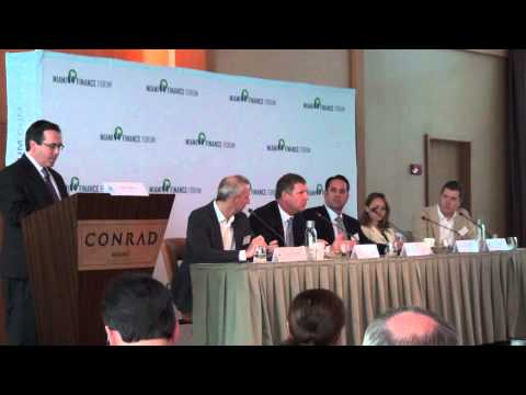 CEO Power Breakfast Discussion! VC Culture in South Florida, 2014