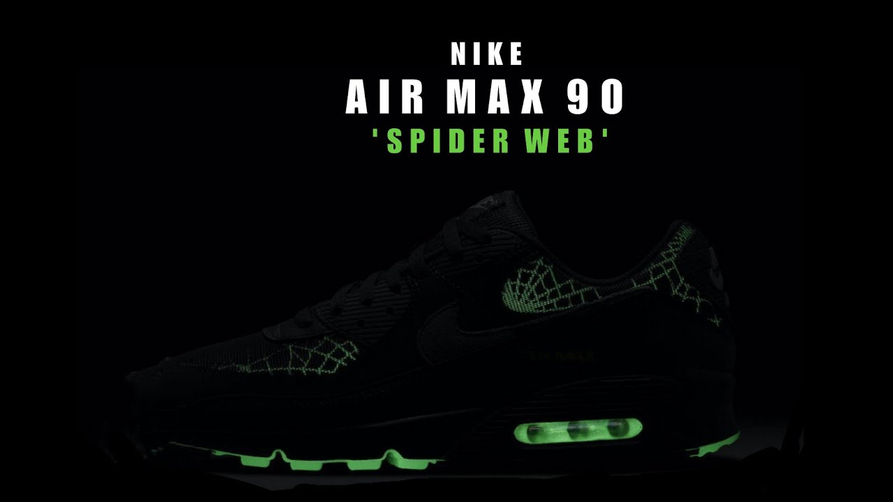 NIKE Air Max 90 SPIDER WEB 2020 DETAILED LOOK