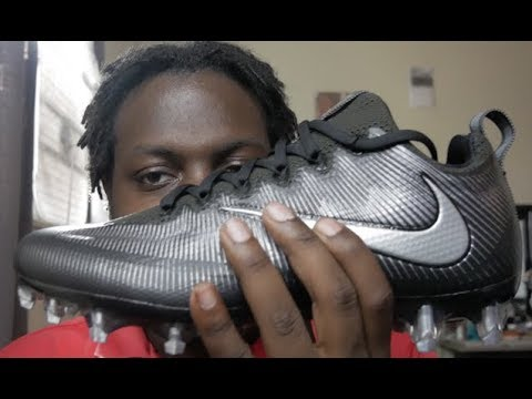 Nike Vapor Untouchable Pro Cleat | Eastbay.com Football Cleat Unboxing &  Review