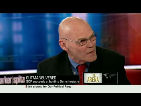 CNN: James Carville: Democrats folded