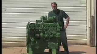 4020 Repowered With Cummins Diesel