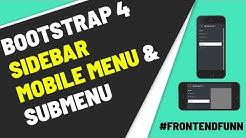 Toogleble menu left slide appear - Free Music Download