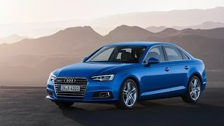 2016 Audi A4 Review Rendered Price Specs Release Date